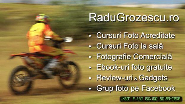 RaduGrozescu.ro: Fotografie Comercială, Cursuri Foto, Ebooks