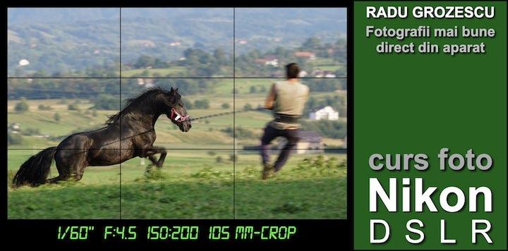 Curs Foto Nikon DSLR
